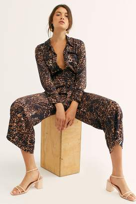 One Teaspoon Oneteaspoon Valentine Jumpsuit