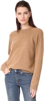 Belstaff Shilpa Cashmere Sweater $495 thestylecure.com