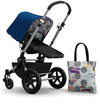 Bugaboo Andy Warhol Cameleon 3 Tailored Fabric Set, Blue/Transport