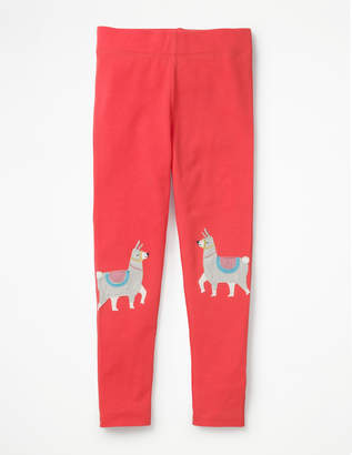 Boden Appliqué Leggings