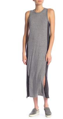 Current/Elliott Scoop Neck Knit Maxi Dress