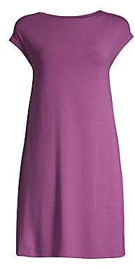 Eileen Fisher Women's Cap-Sleeve Tunic
