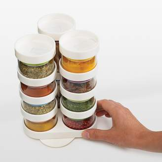 Joseph Joseph SpiceStore 20-pc. Glass Storage Container Set with Carousel Base