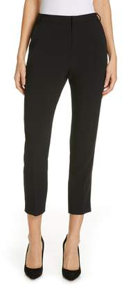 L'Agence Ludivine Crease Front Crop Trousers