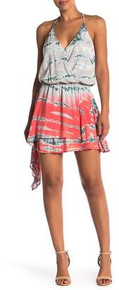 Young Fabulous & Broke YFB by Molina Asymmetrical Hem Dress
