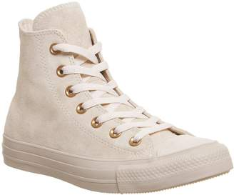 Converse All Star Hi Leather Trainers
