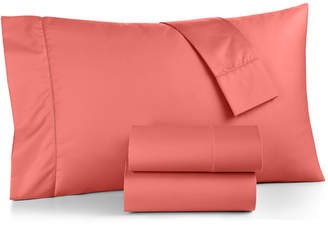 Charter Club Closeout! Damask Extra Deep Pocket Queen 4-Pc Sheet Set, 550 Thread Count 100% Supima Cotton, Created for Macy's Bedding