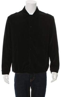 Alexander Wang Corduroy Button-Up Jacket