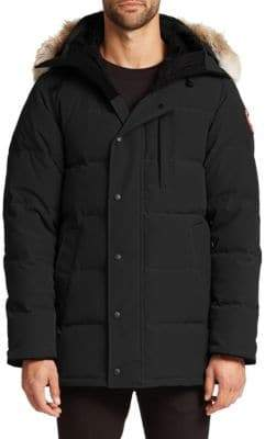 Canada Goose Carson Fur-Trimmed Parka