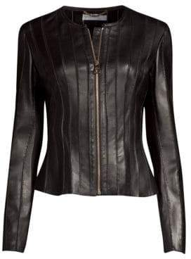 Versace Classic Leather Jacket