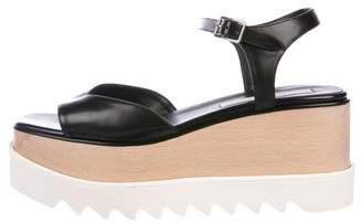 Stella McCartney Elyse Flatform Sandals