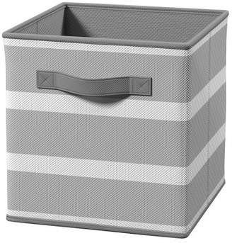 ClosetMaid Cubeicals Stripe Fabric Cube
