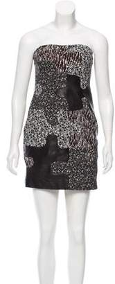 Diane von Furstenberg Maria Knit Mini Dress w/ Tags