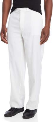 Visitor Drawstring Linen Pants