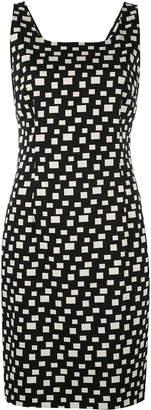 D-Exterior D.Exterior geometric dress