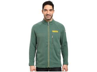 Tommy Bahama Green Bay Packers NFL Blindside Knit Jacket Men's Jacket
