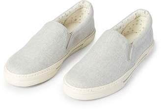 Fat Face Stoneby Slip On Trainer