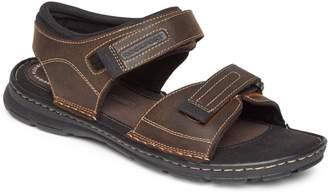 Rockport Darwyn Leather Quarter Strap Sandals