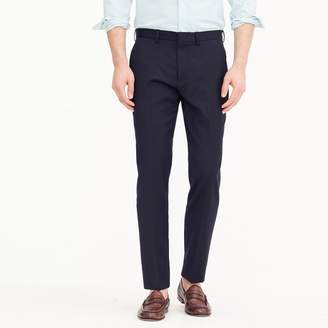 J.Crew Ludlow Slim-fit stretch dress pant in four-season wool
