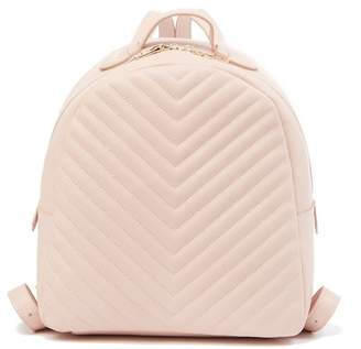 Steve Madden Josie Chevron Quilted Backpack