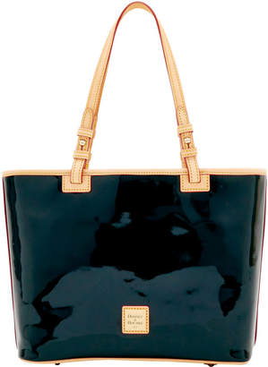 Dooney & Bourke Patent Small Leisure Shopper