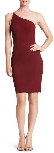 Jennifer One-Shoulder Body-Con Dress