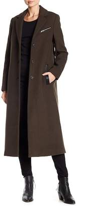 Andrew Marc Anne Wool Blend Coat