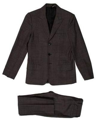 Christian Dior Three-Button Two-Piece Suit