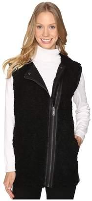 Calvin Klein Jeans Oversized Shearling Outerwear Women's Coat