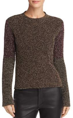 McQ Sparkle Knit Sweater