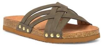 BC Footwear It's Serious Vegan Slide Sandal