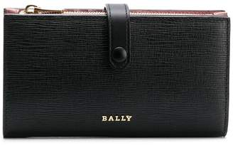 Bally Lamber embossed wallet