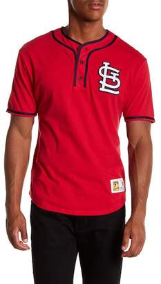 Mitchell & Ness MLB 8th Inning St. Louis Cardinals Baseball Tee