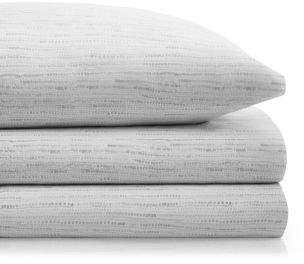 BCBGeneration Notch Stripe 200 Thread Count Cotton Two-Piece Pillowcase Set