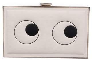 Anya Hindmarch Imperial Eyes Box Clutch