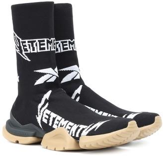 Vetements X Reebok Classic sock sneakers