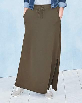 Fashion World Pack of 2 Side Split Maxi Skirts