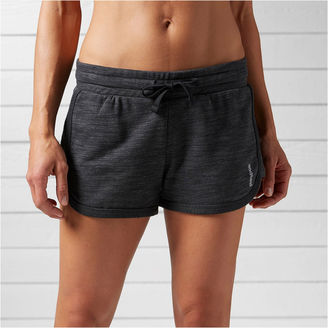 Reebok Solid Running Shorts $30 thestylecure.com