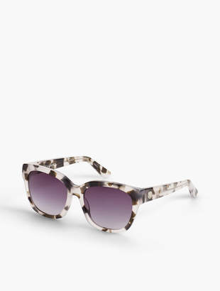 Talbots Carlyle Grey-Marbled Sunglasses