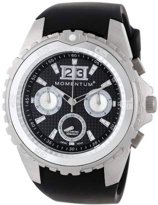 Momentum Men's 1M-DV26B4B D6 Chrono Analog Dive Chronograph and Oversized Date Watch