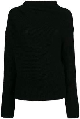 Giorgio Armani chunky knit jumper