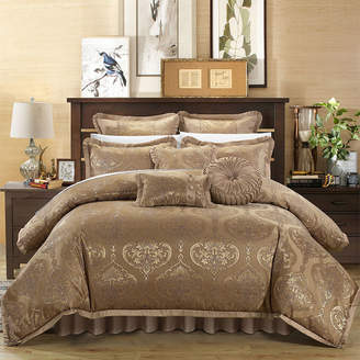 CHIC HOME Chic Home Como 9-pc. Jacquard Comforter Set