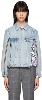3.1 Phillip Lim Indigo Denim Jacket