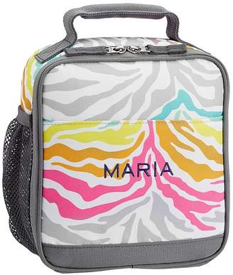 Pottery Barn Kids Mackenzie Critter Rainbow Zebra Backpacks