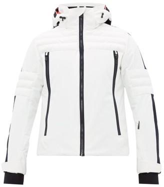 Toni Sailer Elliot Technical Soft Shell Ski Jacket - Mens - White