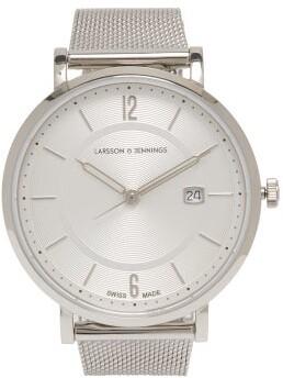 Larsson & Jennings Opera Stainless Steel Watch - Mens - Silver