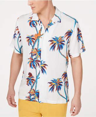 American Rag Men Twisted Palms Shirt