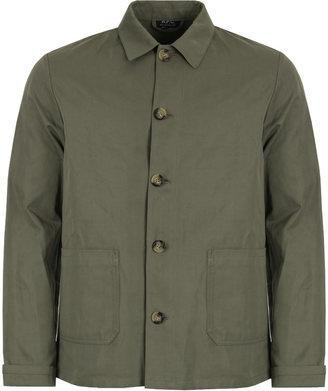 Kerlouan Jacket COBRO-H03053-JAA Khaki