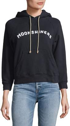 Mother Women's The Square Cropped Hoodie