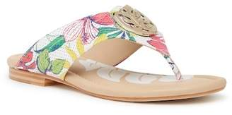 Tommy Bahama Royal Palm Leather Sandal